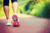 Camminare lentamente: passeggiata