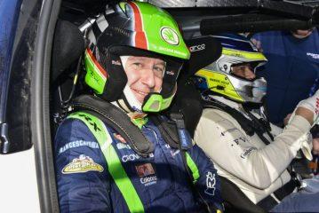 MOTORI –Copilota monfortese sarà al via del Rally di Montecarlo