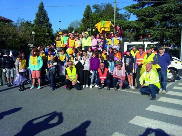 Venerdì 4 ottobre puliamo il mondo con le scuole di Ceresole