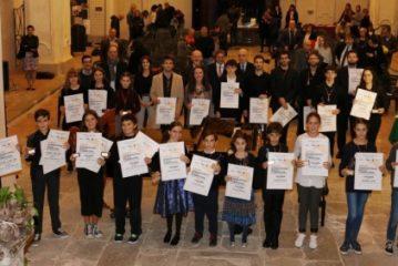 Cortemilia premiati i vincitori del XXVII International Music Competition