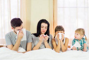 Influenza: il Piemonte una delle regioni più colpite