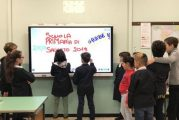 Tecnologia all'avanguardia alla primaria
