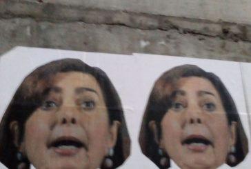 Anche ad Alba i manifesti anti-immigrazione con il volto di Boldrini