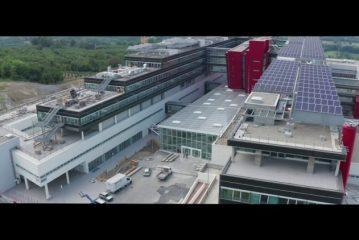 Ospedale di Verduno: presentati i nuovi reparti nel tour virtuale