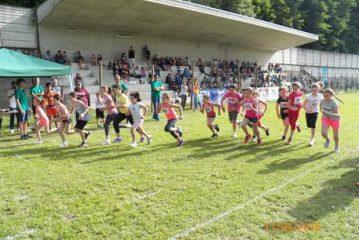 400 studenti pronti per le Mini Olimpiadi a Camerana