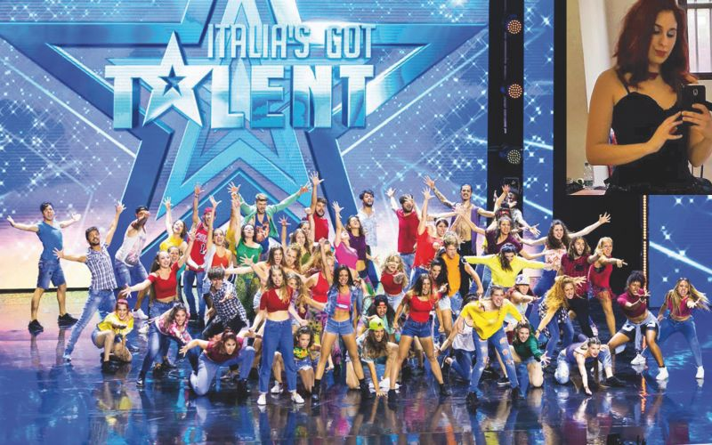 "Una braidese brilla in tv: finalista a ""Italia's got talent"""