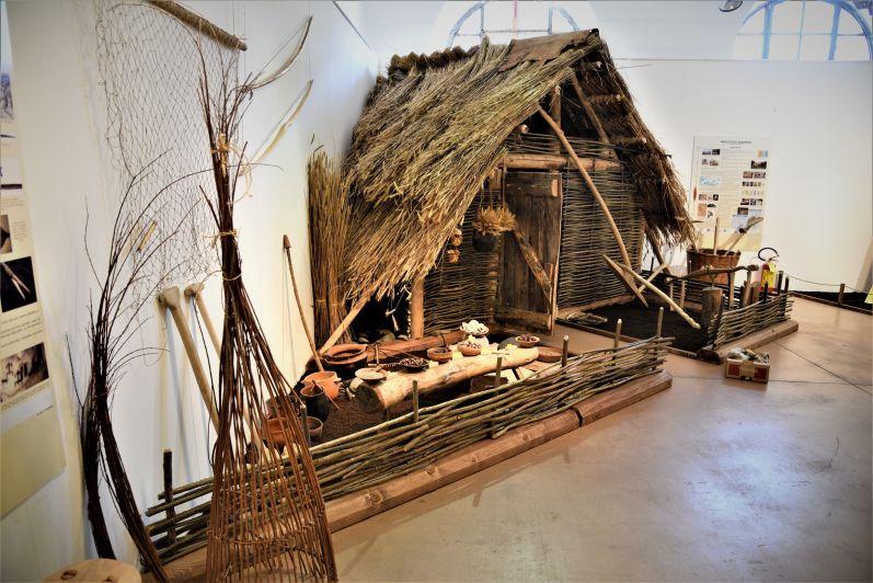 Dalla Montagna al centro dell'Europa di 7000 anni fa, mostra a Saluzzo