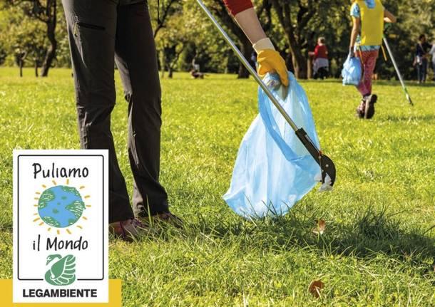 """Torna """"puliamo il mondo"""", la campagna di volontariato ambientale"""