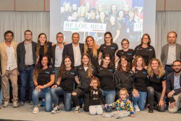 Hockey F. Lorenzoni: presentata la squadra e la nuova stagione