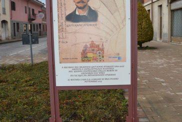 Bra: una targa in ricordo di Giovanni Piumati