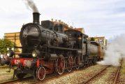 In treno a vapore al Pavese Festival domenica 8 settembre
