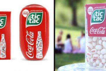 Ferrero lancia il Tic Tac alla Coca Cola, dal prossimo anno anche in Italia