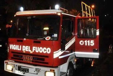 Principio di incendio in appartamento a Bra donna trasportata in ospedale