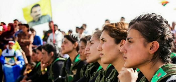 Solidarietà alle donne curde dal gruppo Donne in nero di Alba