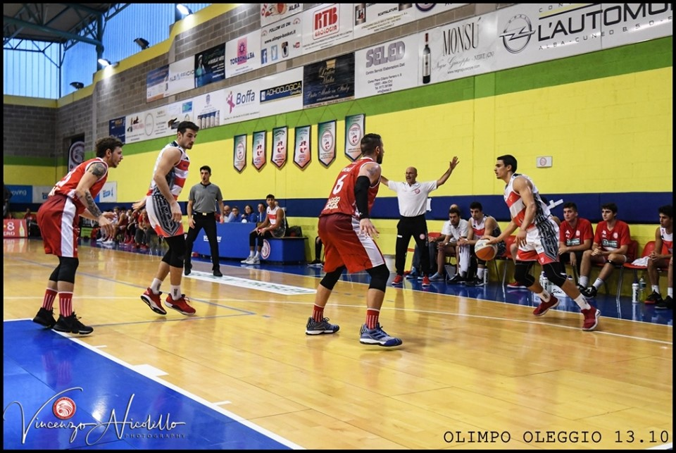 Basket serie B – Di cuore, di squadra Alba ribalta il match e vince a Oleggio!
