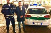 L'auto del vigile Boella entra a far parte del parco mezzi della Polizia locale albese