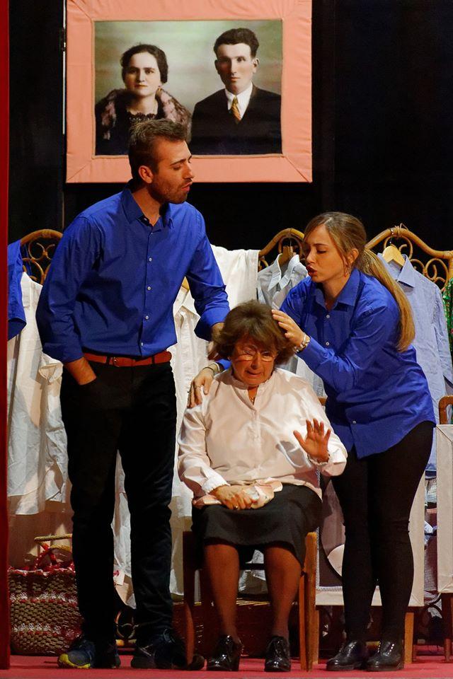 """Il Nostro Teatro di Sinio presenta la commedia """"Noios!!!"""""""