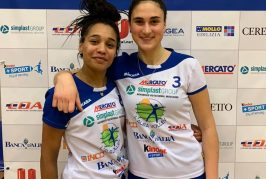 Convocazioni in nazionale pre-Juniores per due  giocatrici dell'Alba Volley
