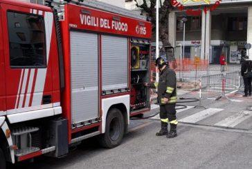Fuga di gas a Cuneo: lesionato davanti al Liceo scientifico Silvio Pellico