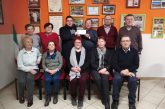 Il Centro incontro di Roreto di Cherasco consegna un contributo alla parrocchia