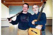 """Il Duo Lepont suona a Sommariva del Bosco: Paolo Montagna e Roberto Marcotti. Sono attesi nella sala """"Borri"""""""