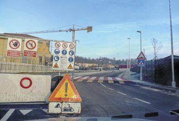 Quasi pronta per l'apertura al traffico la nuova strada che collegherà S. Matteo con la ex SS 661