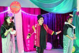 Alla Fondazione Mirafiore un circo eccentrico dedicato alle famiglie