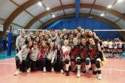 Volley serie D: per le Libellule inizio anno con luci e ombre