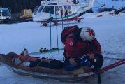 La Croce Rossa di Cuneo sulle piste di Prato Nevoso: da inizio stagione già 35 gli interventi di soccorso