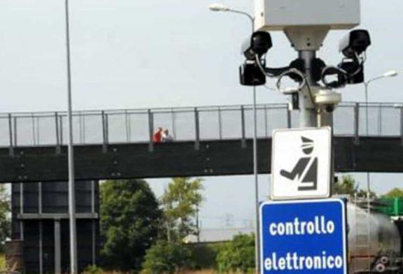 Entreranno in funzione a breve i nuovi autovelox sulla tangenziale di Torino