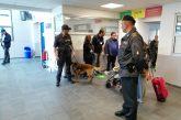 Levaldigi: sequestrati dalla Guardia di Finanza tabacchi di contrabbando in aereoporto