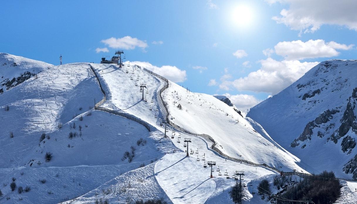 Clima mite e e temperature anomale specie in montagna, attenti alle nebbie in pianura