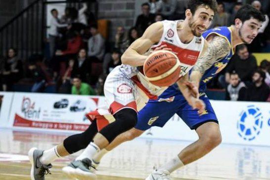 Basket: rinviata la partita odierna contro la Fortitudo Alessandria