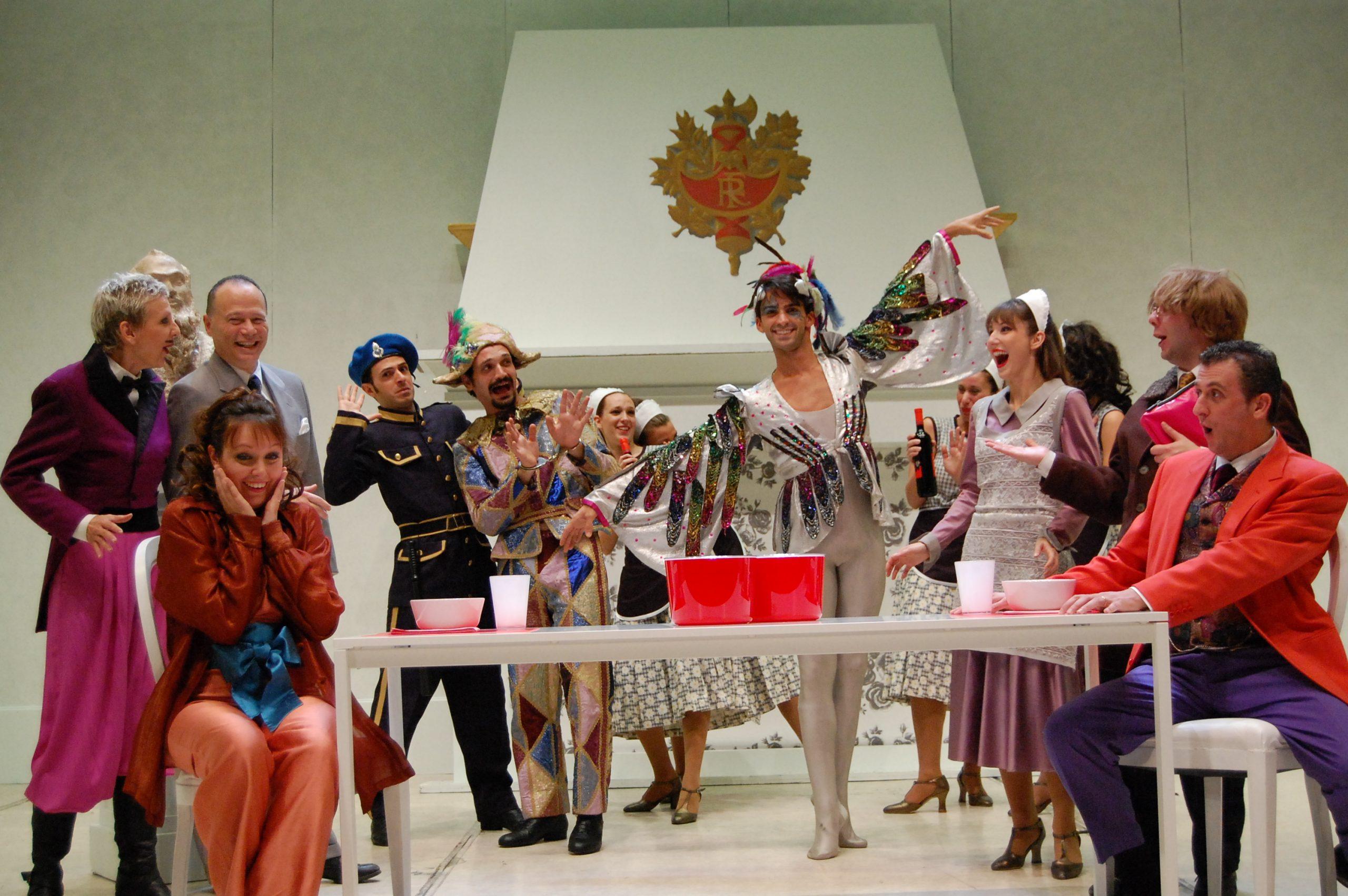 """Bra: con """"Il Pipistrello"""" di Johann Strauss torna l'operetta a teatro Politeama"""