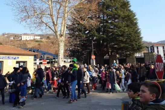 A Cortemilia, sabato 15 febbraio è tempo di Carnevale