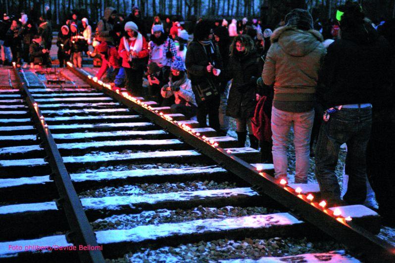 Promemoria Auschwitz: da Bra più di 100 studenti sul treno della memoria