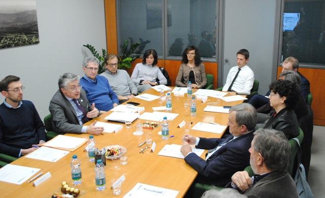 Il Consiglio direttivo A.C.A. incontra l'amministrazione comunale albese la fondazione del nuovo ospedale
