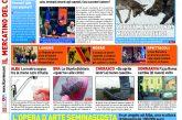 Le prima pagina del Corriere in edicola lunedi 24 febbraio