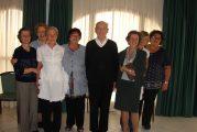 Ultimi giorni di lavoro per Maresa la mitica cuoca della Casa di riposo San Giuseppe a Dogliani
