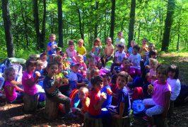 Diano d'Alba: l'inglese all'asilo si aggiunge alle attività outdoor