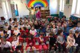 La festa di Carnevale dei bambini della scuola dell'infanzia Fissore di Madonna del Pilone