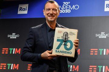 Sanremo 70: la conferenza stampa di presentazione