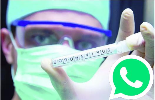 Coronavirus: stiamo davvero esagerando ? Invia il tuo videomessaggio whatsapp e raccontaci la tua opinione