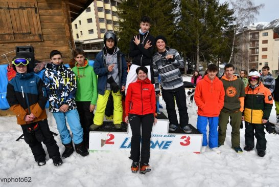 allievi snow