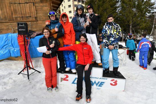 allievi snow squadre