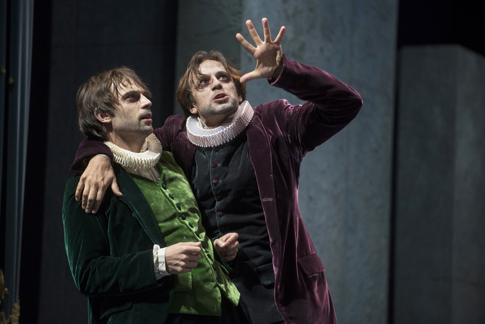 I due gentiluomini di Verona al Teatro di Ceresole d'Alba