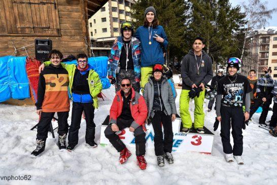 juniores m snow