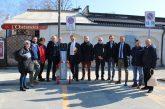 Bra: attivata la prima stazione pubblica per la ricarica di mezzi elettrici posizionata in piazza Caduti di Nassiriya