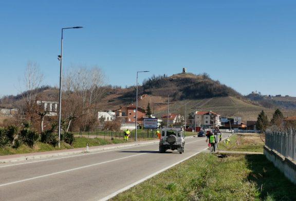 A Vezza d'Alba scatta l'operazione fossi puliti grazie alla Protezione civili e ai volontari comunali