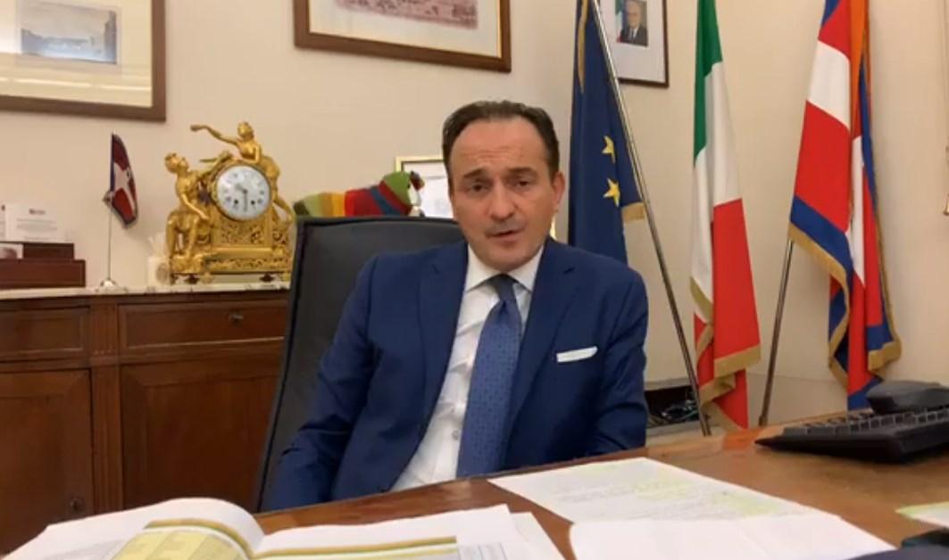 Il Cordoglio del Presidente Cirio per le vittime di Coronavirus in Piemonte